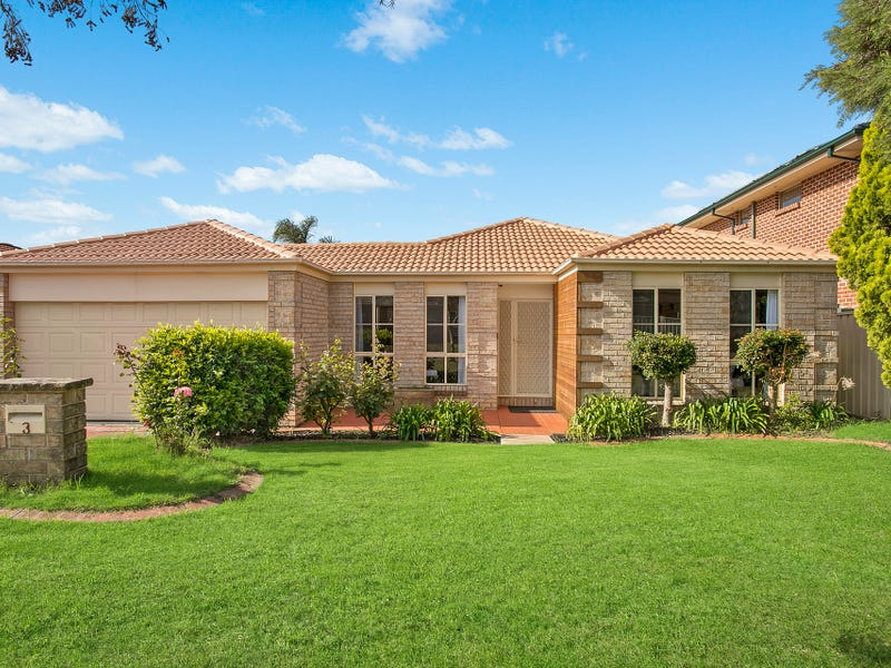 3 Blacket Place, West Hoxton, NSW 2171