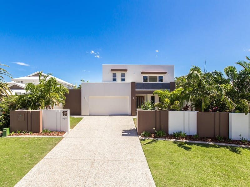 15 Anchorage Circuit, Twin Waters, Qld 4564