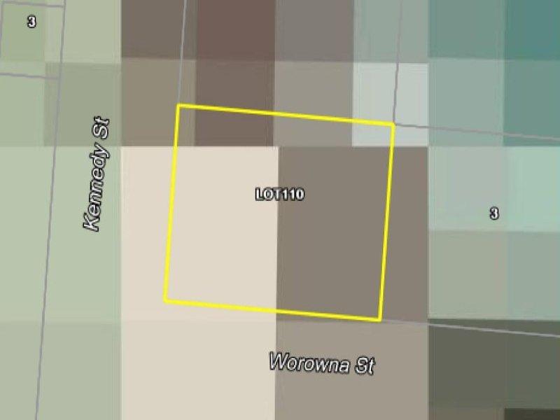 Lot 110, 4 Kennedy Street, Camooweal