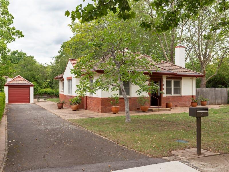 2 Dirrawan Gardens, Reid, ACT 2612