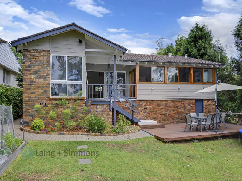 184 Somerville Road, Hornsby Heights, NSW 2077