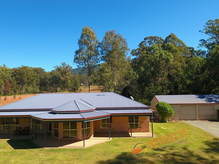 100 Upper Coomera Road, Witheren, Qld 4275