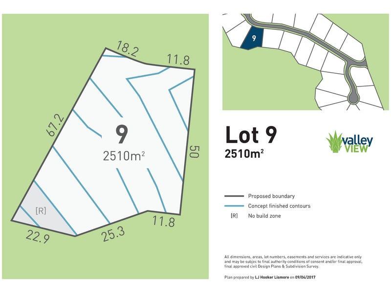 9 Valley View Estate, Richmond Hill Road, Goonellabah