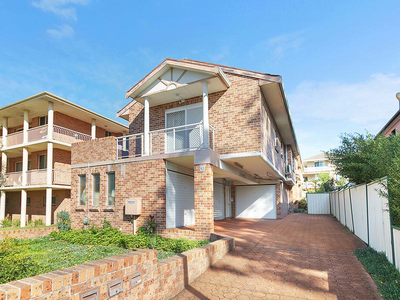3/63 Hudson Street, Hurstville, NSW 2220
