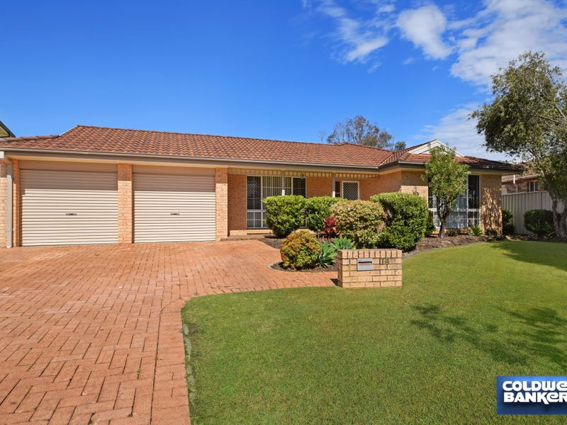 14 Glanara Court, Wattle Grove, NSW 2173