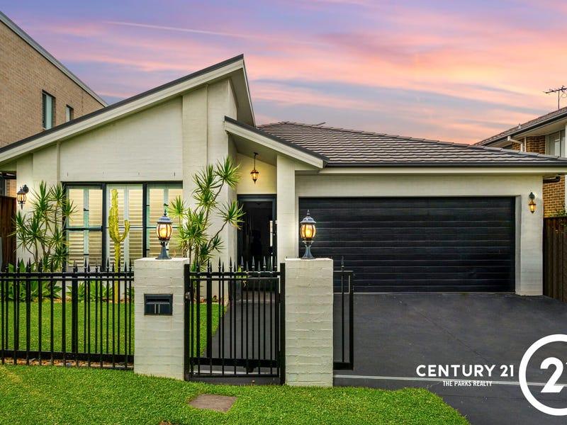 11 Corduroy Road, Elizabeth Hills, NSW 2171