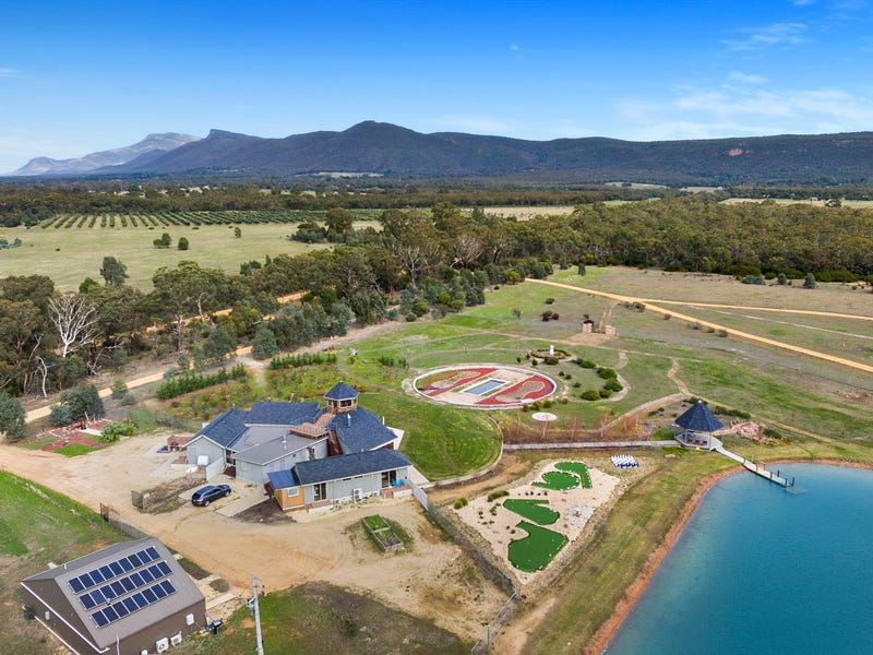 300 - 302 Tunnel Road, Pomonal, Halls Gap, Vic 3381