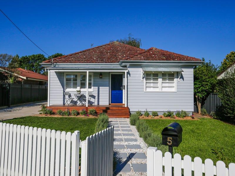 5 Louisa Street, Mittagong, NSW 2575