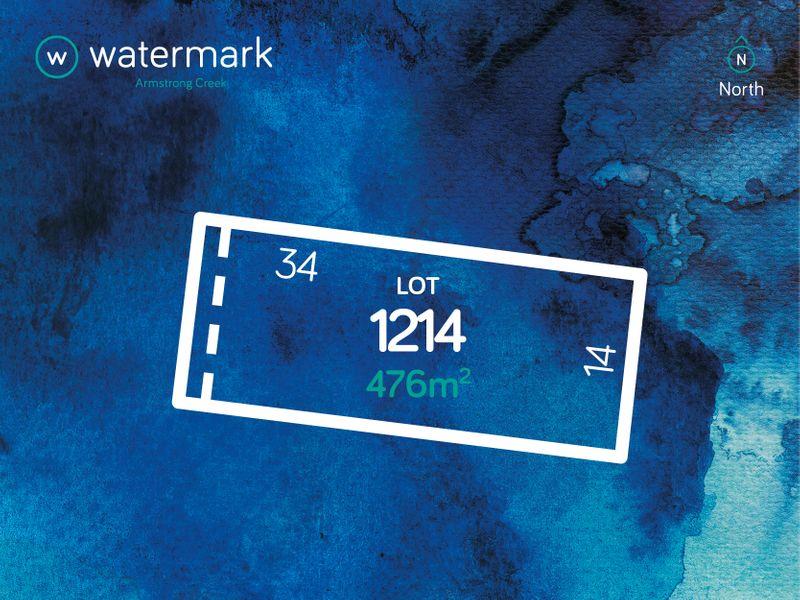 Lot 1214, Bramley Avenue (Watermark), Armstrong Creek, Vic 3217