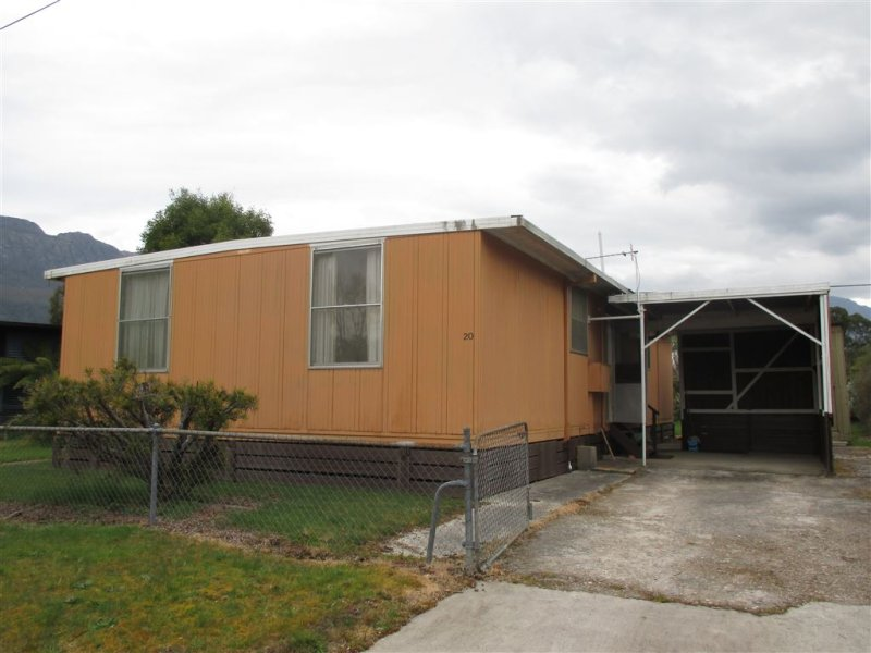 20 Sale Street, Tullah, Tas 7321