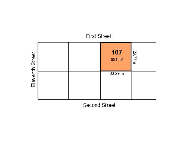 Lot 107, 6 First Street, Kingston Se, SA 5275
