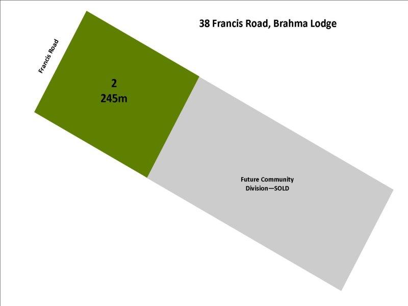 Lot 2/38 Francis Road, Brahma Lodge, SA 5109