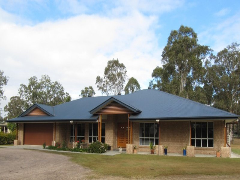 557 Brisbane Valley Highway, Wanora, Qld 4306