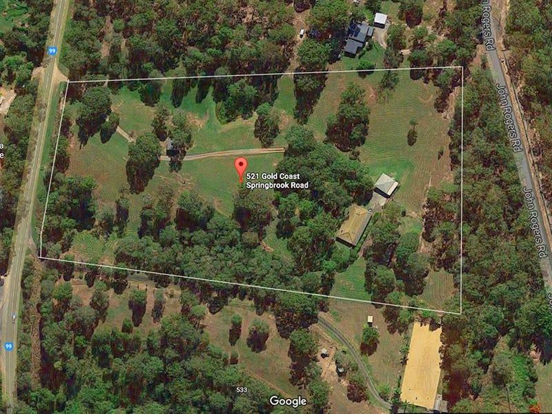 521 Gold Coast Springbrook Road, Mudgeeraba, Qld 4213
