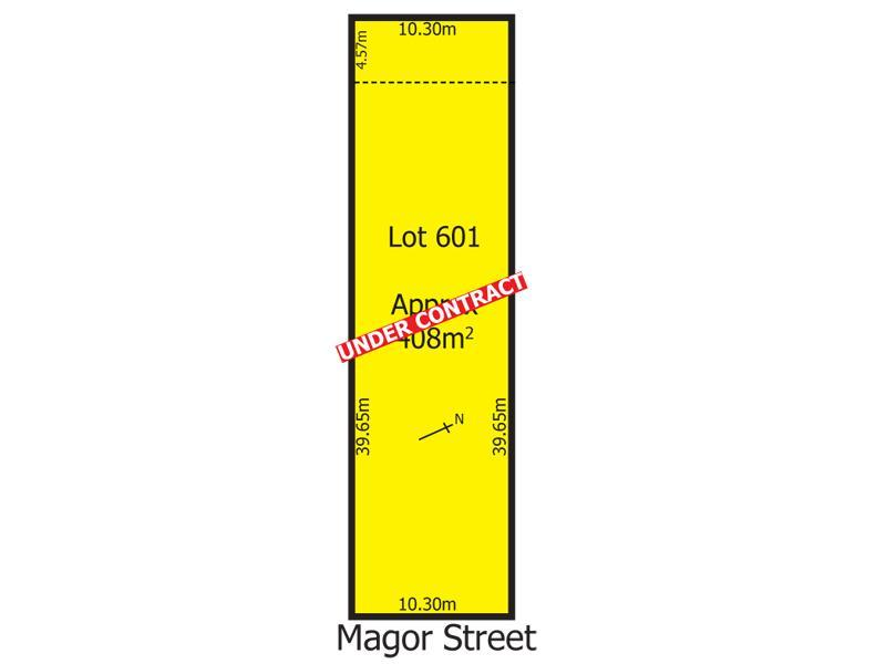 Lot/601 Magor Street, Elizabeth Park, SA 5113