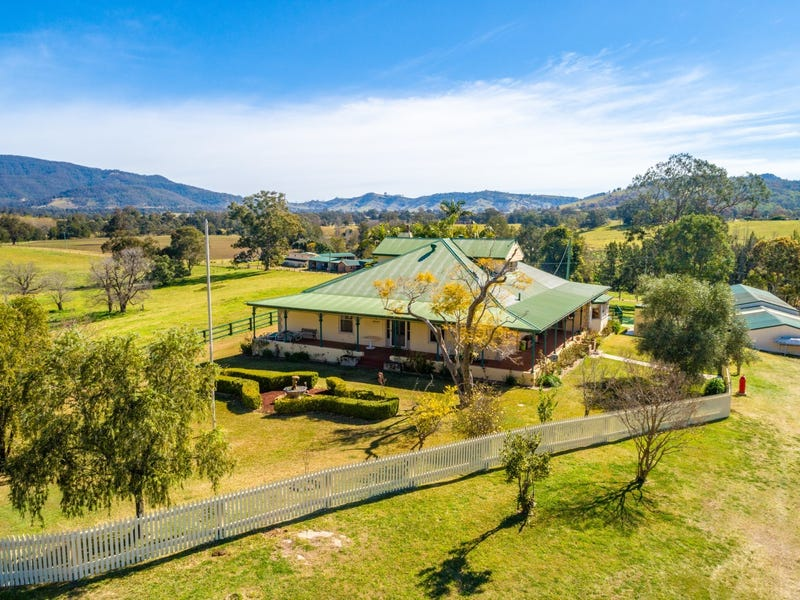 771 Fishers Hill Road, Gresford, NSW 2311