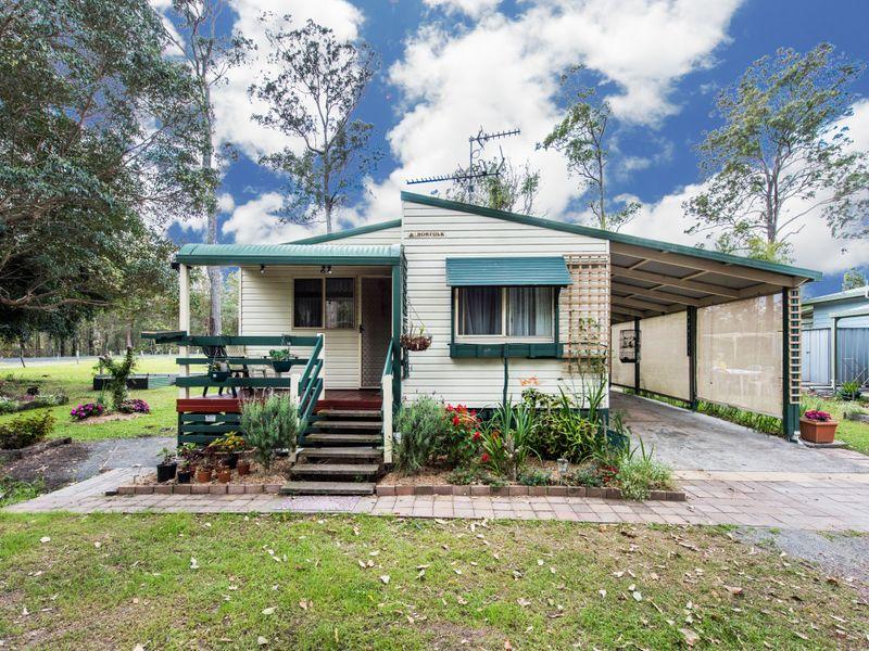 Site 82 Bimbimbi Caravan Park, Woombah, NSW 2469