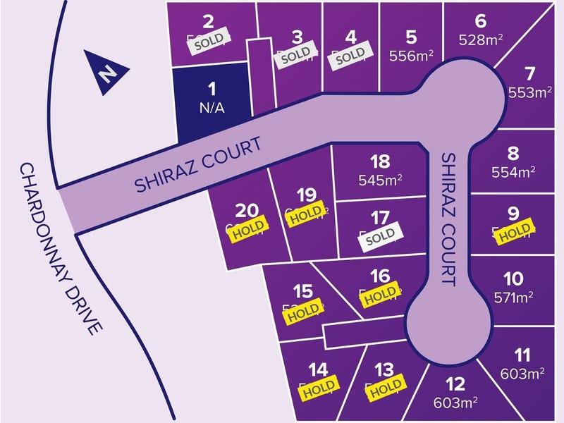 Lots 2-20 Shiraz Court, Mildura, Vic 3500