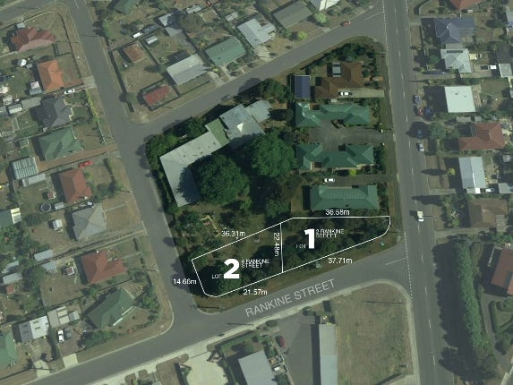Lot 1 & 2, 2 - 4 Rankine Street, Riverside, Tas 7250