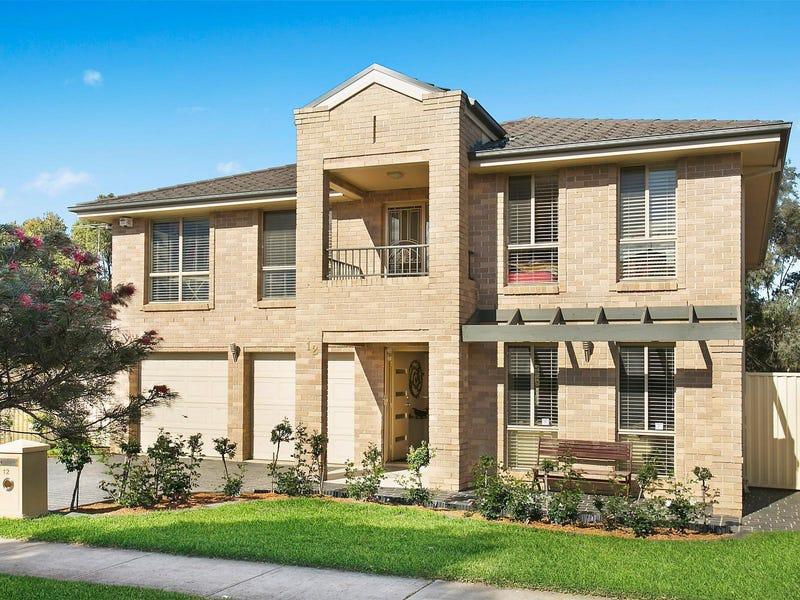 12 Tanzanite Street, Quakers Hill, NSW 2763