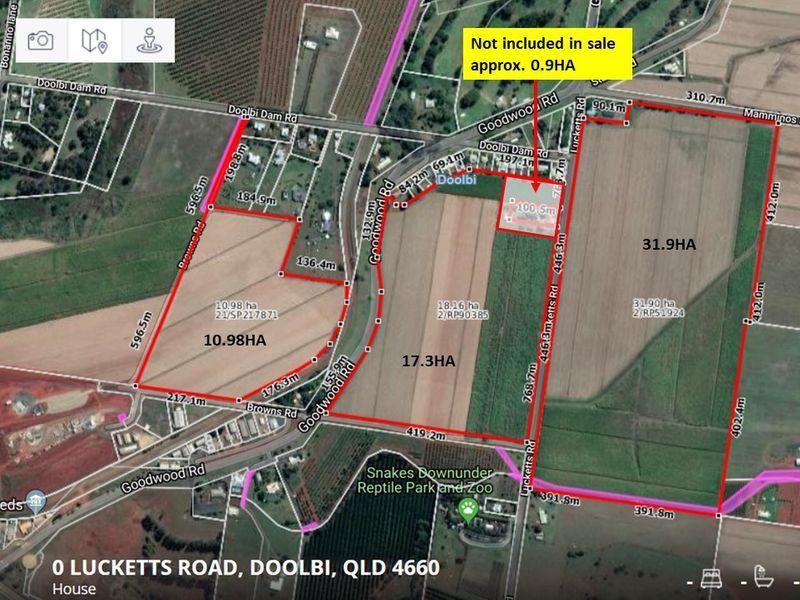 115 Lucketts Road, Doolbi, Qld 4660