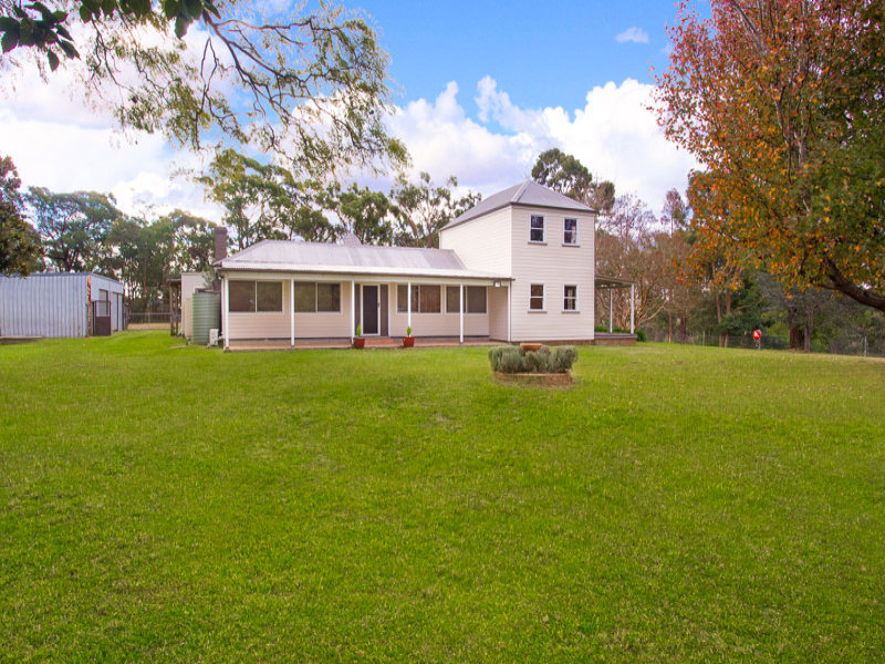 543 Blaxlands Ridge Road, East Kurrajong, NSW 2758