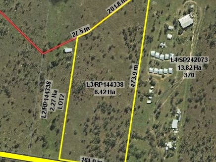 Lot 3 Watsons Road, Atkinsons Dam, Qld 4311