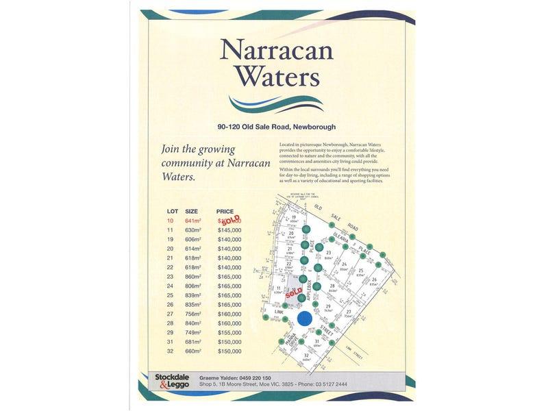 Narracan Waters Estate, Newborough