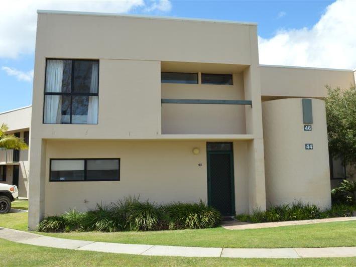 43/156 Grey St, Kalbarri Beach Resort, Kalbarri, WA 6536