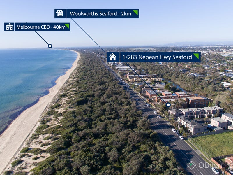 1/283 Nepean Highway, Seaford, Vic 3198