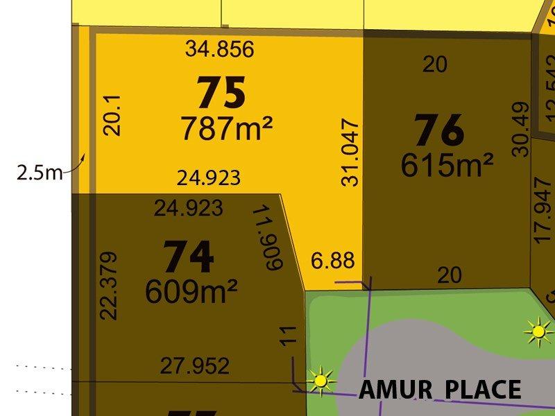 Lot 75 Amur Place, Madora Bay, WA 6210