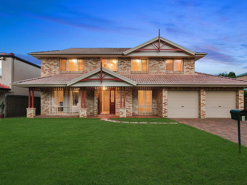 5 Valleyfield Court, Wattle Grove, NSW 2173