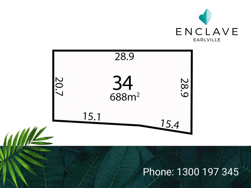 Lot 34, Jacamunda Circuit, Cairns City, Qld 4870