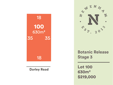 Lot 100 Darley Road, Mount Barker, SA 5251