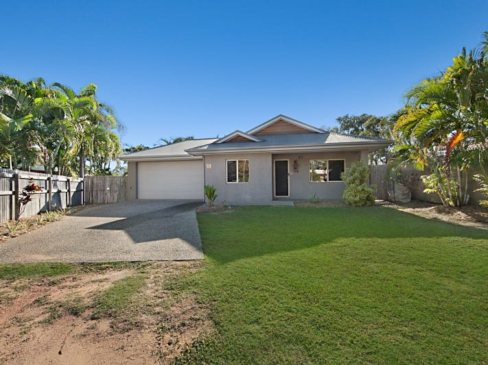 18 Coutts Drive, Bushland Beach, Qld 4818