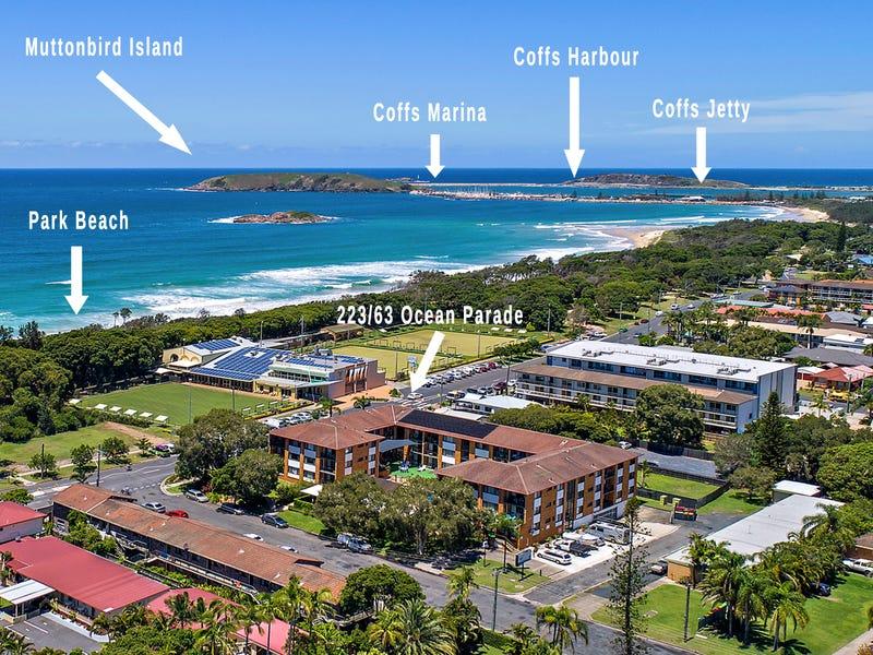 223/63 Ocean Pde, Coffs Harbour