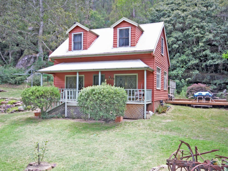 887 Webbs Creek Road, Webbs Creek, NSW 2775