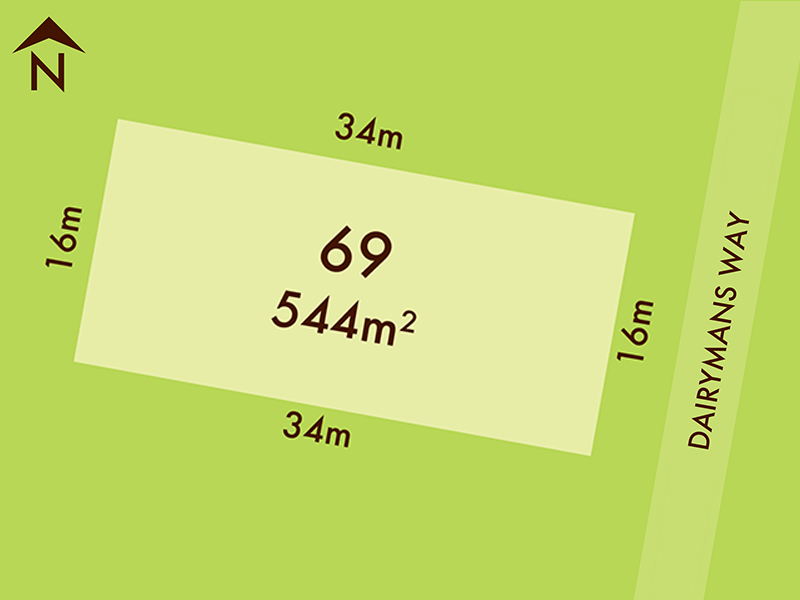 Lot 69, 32 Dairymans Way, Bonshaw, Vic 3352