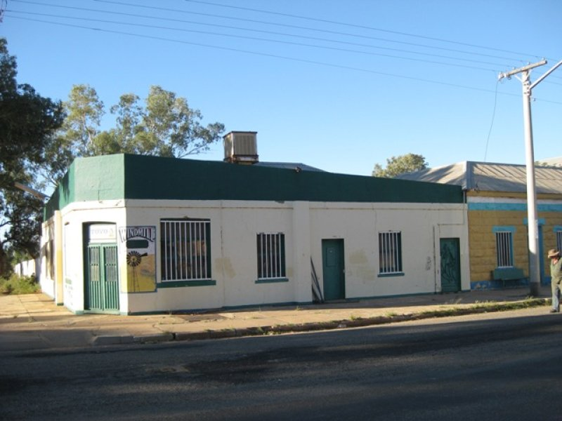 Cnr Reid Street & Cleaton Street, Wilcannia, NSW 2835