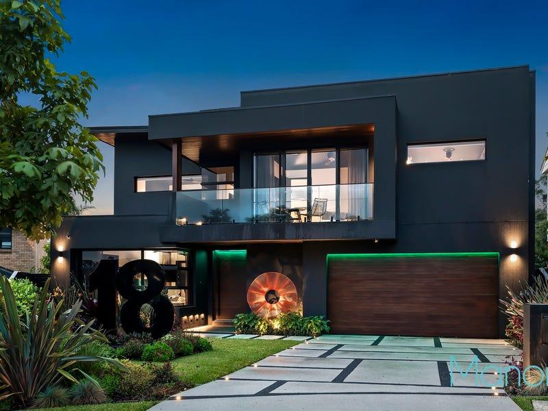 18 Daniel Avenue, Baulkham Hills, NSW 2153