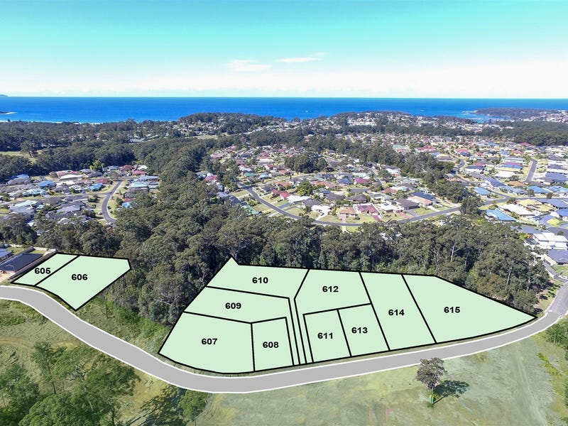 Lot 611 Brushbox Drive, Ulladulla, NSW 2539