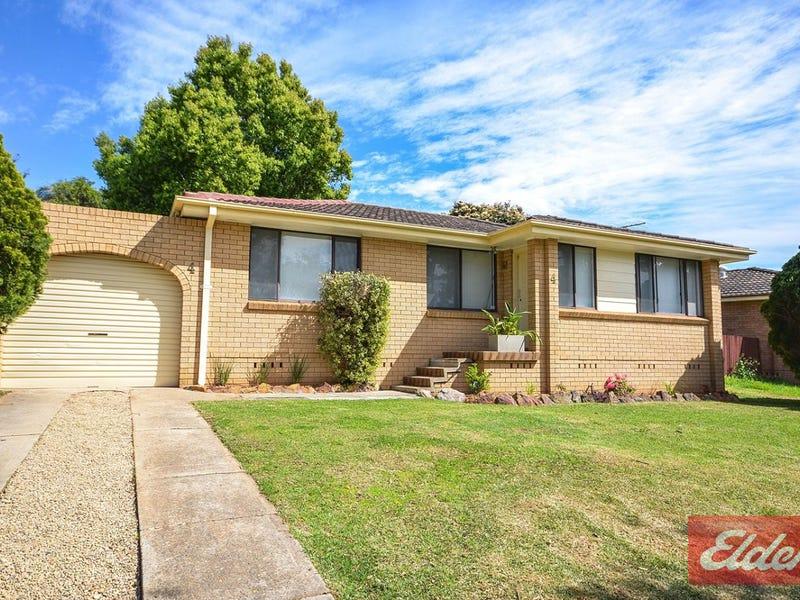 4 Faulkland Crescent, Kings Park, NSW 2148