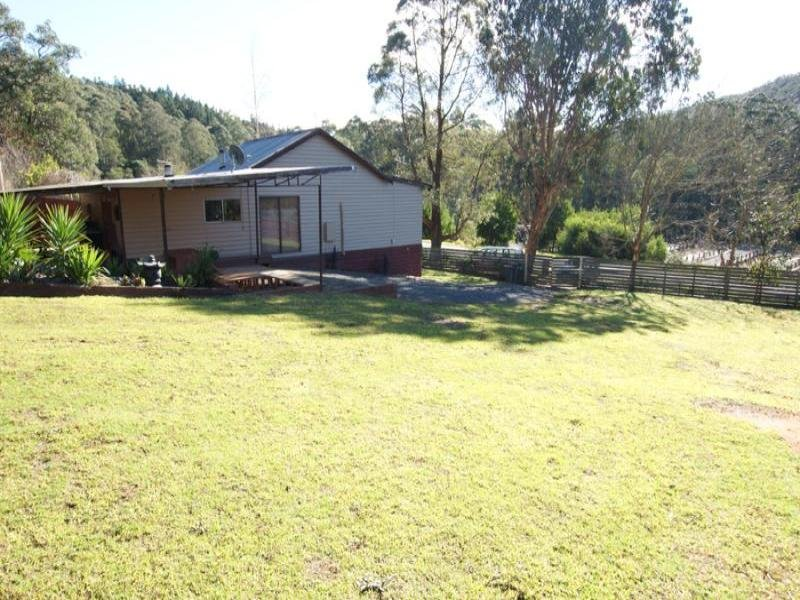 604 Mt Baw Baw Tourist Road, Noojee, Vic 3833