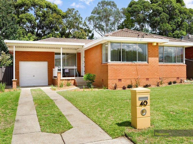 40  Sherwood Street, Northmead, NSW 2152