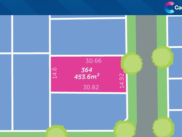 Lot 364 Caddens Hill, Caddens, NSW 2747