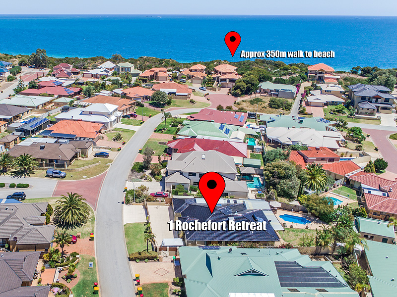 1 Rochefort Retreat, Port Kennedy, WA 6172
