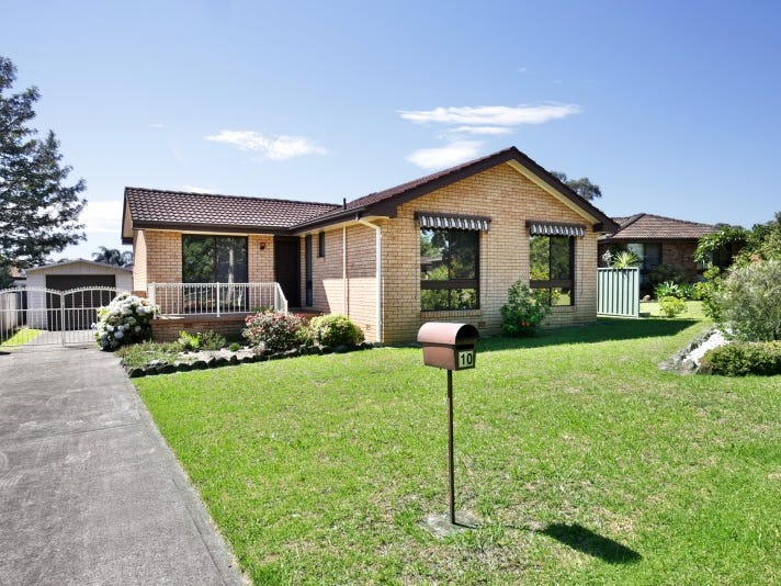 10 Alverstoke Close, Bomaderry, NSW 2541