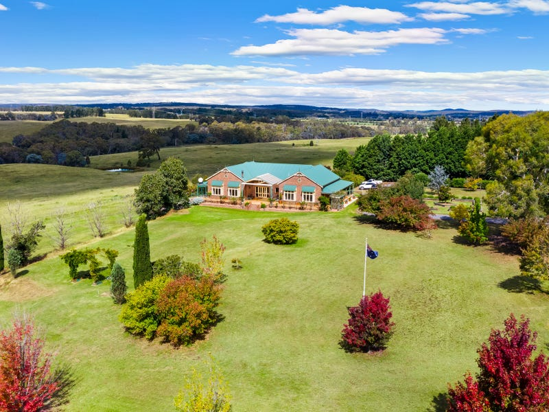 1476 Canyonleigh Road, Brayton, NSW 2579
