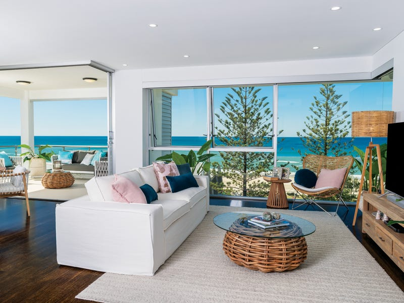 Apartment 5 No. 4 Kratzmann Avenue (Cnr The Esplanade), Burleigh Heads, Qld 4220