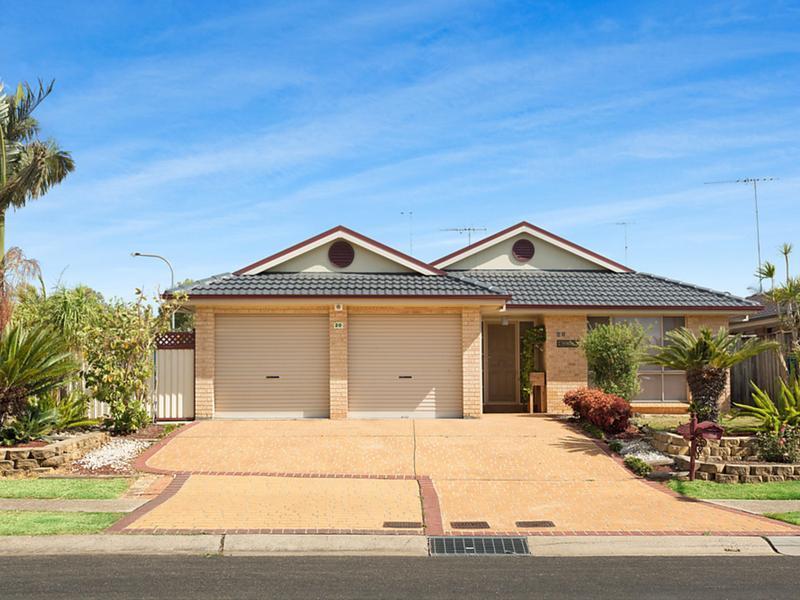 20 Cargelligo Place, Woodcroft, NSW 2767
